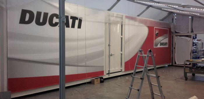 Ducati Corse – Container